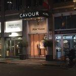 Photo de Hotel Cavour