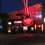 Hard Rock cafe Roppongi..