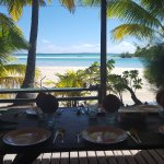Matriki Beach Huts Foto