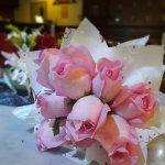 ดอกไม้ต้อนรับ