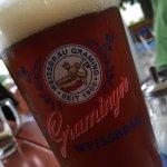 Ein netter Spontaner Besuch aus Passau mit leckerem Essen und köstlichem Bier!