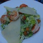 Caesar's Salad mit Prawns 19.90€
