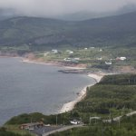 West coast of Cabot Trail