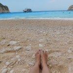 Cała plaża moja :)!!!