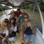 Boat ride along the Tempisque River w/ Mainor of Tours your Way