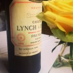 1962 Lynch Bages at Troquet - perfect condition