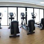 Nice fitness center