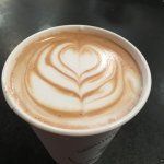 This is my beautiful Spicy Mayan Mocha....delicious!!!