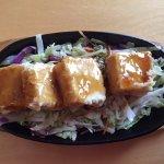 Tofu entree