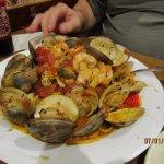 Mussels...Steve loves them