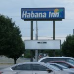 Habana Inn sign