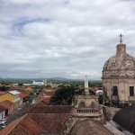 View from the tower of La Merced
