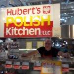 Hubert & his delicious Polish Kithcen
