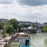 Vistas del Danubio
