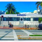 one of the first 24 hour diners of Miami Beach