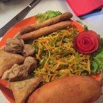 Trés bon restaurant réunionnais à Paris, le meilleur ! Bonne ambiance et très bonne nourriture f