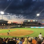 Friday Night Fireworks at the Dell Diamond