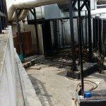 Generator and aircon facilities