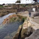 Forty Foot Bathing Place