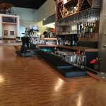 The Bar at A Town