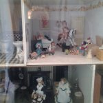 Part of dolls house