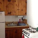 Nice kitchenette