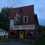 The Red Pepper Foto