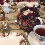 Queen's tea at High SocieTea