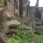 Phnom Chisor Temple Foto