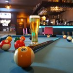 Love this place for free pool games from 5pm to 8pm daily!
