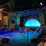 The set for The Little Mermaid.  Amazing!