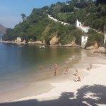 Praia da Boa Viagem e acesso à Ilha homônima