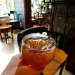 Iced Lemon Tea welcome drink on arrival