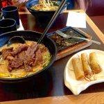 Ramen Steak Teppanyaki