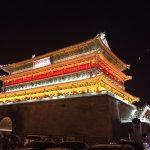 Drum Tower - Exterior Night