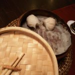 Prawn and Water Chestnut dimsums