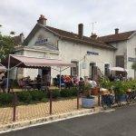 La gare de Latresne - Bar à vins