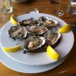 Oysters wonderfull. First time I eat  oysters in a Restaurant  and not last!