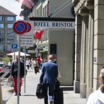 Photo de BEST WESTERN Hotel Bristol