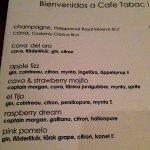 Foto de Cafe Tabac
