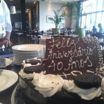 Radisson Blu Maputo we had the best 40th birthday for my husband, the restaurant staff they are