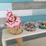 Foto de Sol Frozen Yogurt Drinks & Ice Cream