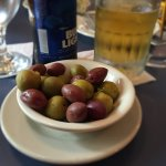 Olives are pretty good