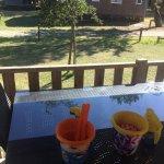 Terrasse bungalow 4/6 places