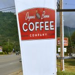 Look for our sign here in Maggie Valley NC