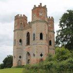 The Belvedere at Powderham Castle