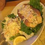 shrimp & crab roll