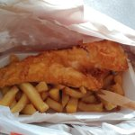 Greasy & soggy. Pretty small for £6!
