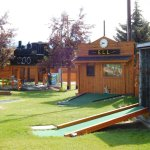 Mini Golf at Elizabeth Lake Lodge
