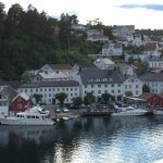 Foto de Tvedestrand Fjordhotell